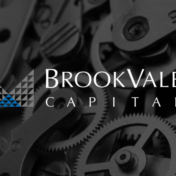 BrookVale Capital financial website and logo