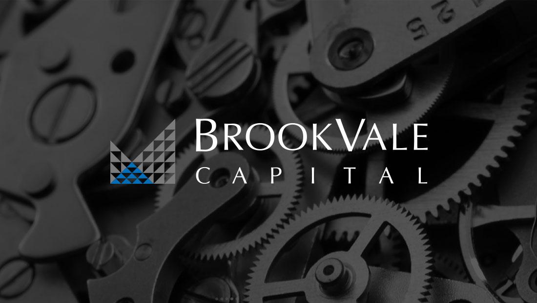 BrookVale Capital financial website and logo