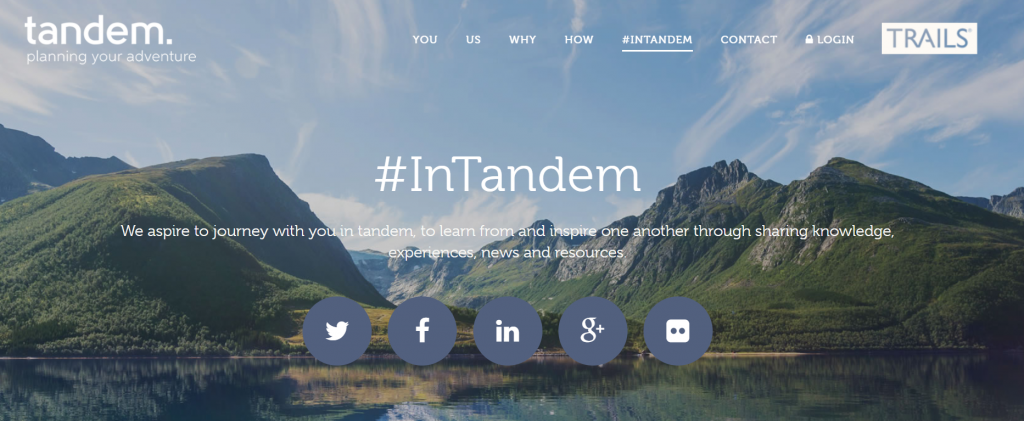 intandem blog